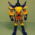 Bandai Digimon Monster Digivolving Blitzmon Beetlemon Action Figure