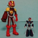 MegaMan Warrior Heatguts Action Figure 2004 Lot 2