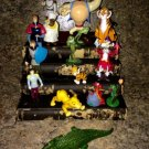 DISNEY LOT ACTION FIGURE Characters