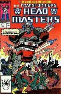 Transformers Issue #1 Marvel series Rare Near Mint