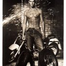 BODY SHOP MALE MODEL POSTER FROM 1995