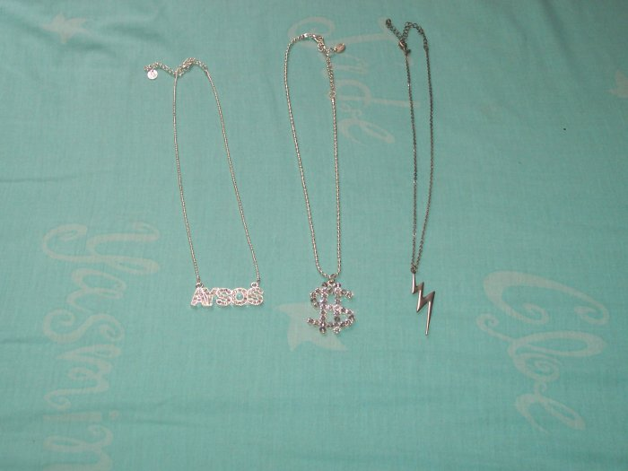 Lot of Girls Necklaces