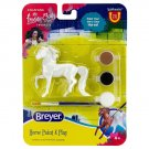 Breyer stablemate  paint and play Morgan