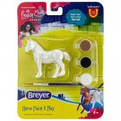 Breyer stablemate  paint and play draft horse