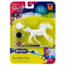 Breyer stablemate  paint and play arabian horse