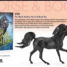 Breyer  Black Beauty and book