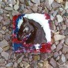Hartland Regal Quarter horse medallion art deco