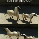 Consignment Hartland Pair Butter and Cup