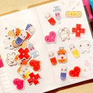 Health Planner Stickers: Doctor's Appointment Sticker Pack, Erin Condren Stickers