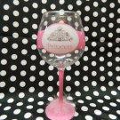 Princess Wineglass