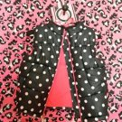Carter's Polka Dot Vest (Small)
