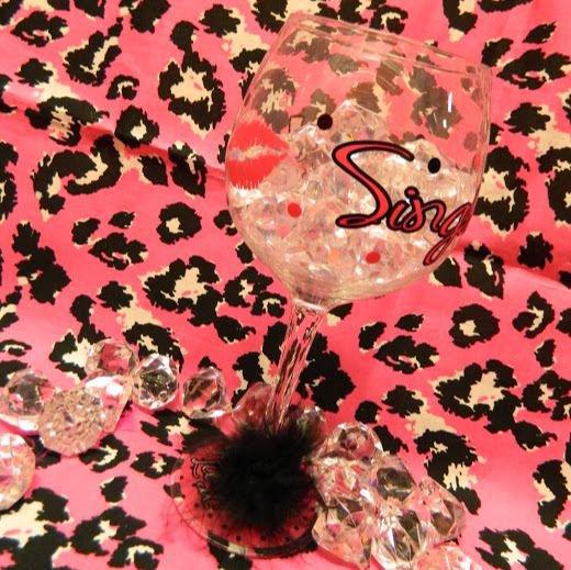 Single Again!?! Wineglass