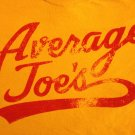 Average joes dodgeball movie t shirt XL film funny humor punk rock emo tee