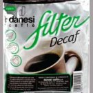 DANESI DECAF DRIP FILTER COFFEE 10 X 2.25 0Z PACKETS