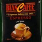 150 BIANCAFFE BLACK BLEND ESPRESSO ESE PODS -with kit