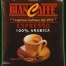 100 BIANCAFFE ARABICA ESPRESSO ESE PODS - with kit