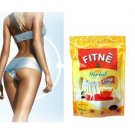 FITNE HERBAL INFUSION CHRYSANTHEMUM FLAVORED & SENNA SLIMMING TEA 15 BAGS