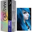 DCASH Permanent Hair Dye Color Cream Super Color Punk Goth Emo Elf # B000 BLUE