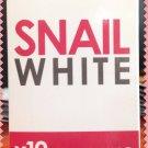 Gluta Glutathione Snail White Body Skin Soap Whitening Dark Spot Damage 1x70 g.