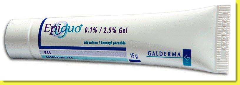 EPIDUO Gel 15gm