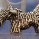 sterling 925 silver ATI MEXICO SCOTTIE SCOTTISH TERRIER BROOCH PIN ( 1.25 INCH )