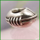 Pandora FOOTBALL Charm Bead 925 Sterling Silver  .... by ALE