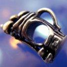 CHARM: sterling 925 silver RCI Golf Bag Bead Charm