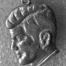 "Vintage Charm JFK Bust : Kennedy ""Ask Not .. "" Speech Quote"