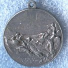 1926 Commemorative Centenario Medal St Francis of Assisi & Angels 700 Anniv'y