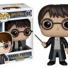 FUNKO POP 10cm Harry Potter Action Figure Bobble Head Q Edition New Box Collectible Vinyl