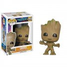 Funko POP Guardians of the Galaxy Vol. 2 Dancing Baby Toddler Groot 10cm Vinyl Tree Man Pvc KId Toys