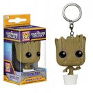 Funko POP Keychain Guardians of the Galaxy Dancing Baby Toddler Groot 5cm Vinyl Tree Man Pvc