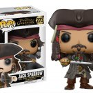 Funko POP Pirates of the Caribbean 5 Dead Men Tell No Tales Jack Sparrow Action Figure 10cm Vinyl
