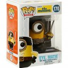 Funko POP Movies Despicable Me 3 Minions Eye Figure, Matie 10cm Pvc Vinyl Action Figure