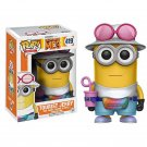 Funko POP Movies Despicable Me 3 Minions Tourist Jerry 10cm Pvc Vinyl Action Figure