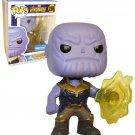 Funko POP! Avengers: Infinity War - Thanos With Portal Marvel Toy 10cm Vinyl Pvc Bobble Head #296