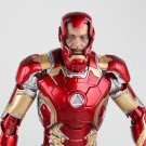 Iron Man Tony MK43 Action Figure Avengers Endgame Age of Ultron Red PVC Collection Model Figure Toy