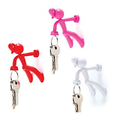 Peleg Design KEY PETITE The Magnetic Girl Home Kitchen Gifts Office free ship