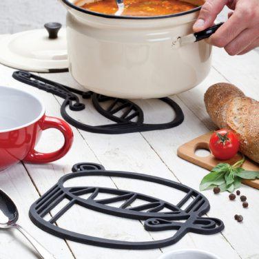 Peleg Design SKETCH TRIVET For Hot Pot and Dishes Home Kitchen Gifts Office free ship