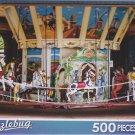 Puzzlebug 500 Piece Puzzle ~ Retro Carousel