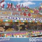 Puzzlebug 500 Piece Puzzle ~ Cotton Candy Concession Stand