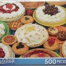 Puzzlebug 500 Piece Puzzle by LPF: Creamy Dreamy Pies