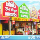 Puzzlebug ~ Fast Food Stalls, Skegness, Lincolnshire, UK ~ 500 Piece Puzzle
