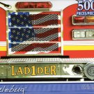 Ladder 1 Fire Truck - Puzzlebug - 500 Pc Jigsaw Puzzle - NEW