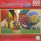 Puzzlebug 500 - Hot Air Balloon Ride