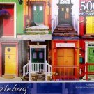 Fantastic Colorful Doors! 500 Piece Jigsaw Puzzle By Puzzlebug