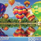 Balloon Reflection - Puzzlebug 500 Piece Jigsaw Puzzle