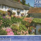 Pretty Cottage Garden -500 Pc Jigsaw Puzzle - NEW by Puzzlebug