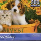 Best Friends - Puzzlebug -500 Pc Jigsaw Puzzle - NEW