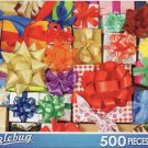 Colorful Wrapped Presents - Puzzlebug - 500 Pieces Jigsaw Puzzle
